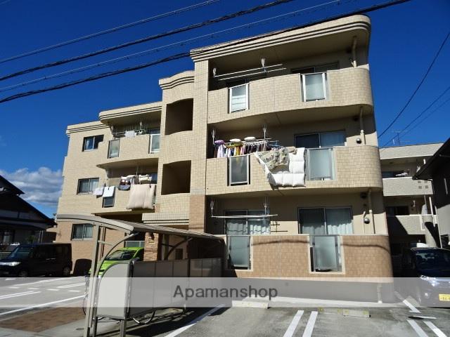 静岡県浜松市西区、浜松駅遠鉄バスバス35分つるが丘入口下車後徒歩7分の築3年 3階建の賃貸マンション