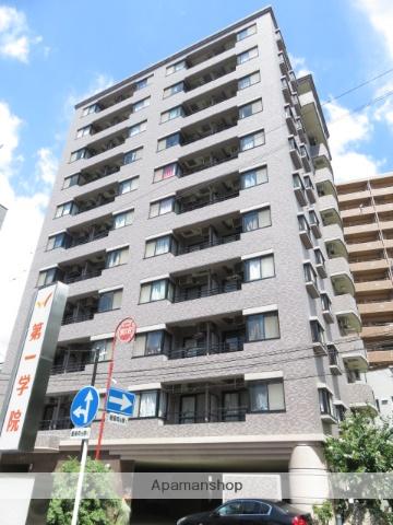 静岡県浜松市中区、浜松駅徒歩10分の築11年 11階建の賃貸マンション
