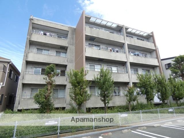 静岡県浜松市南区、浜松駅徒歩29分の築26年 4階建の賃貸マンション
