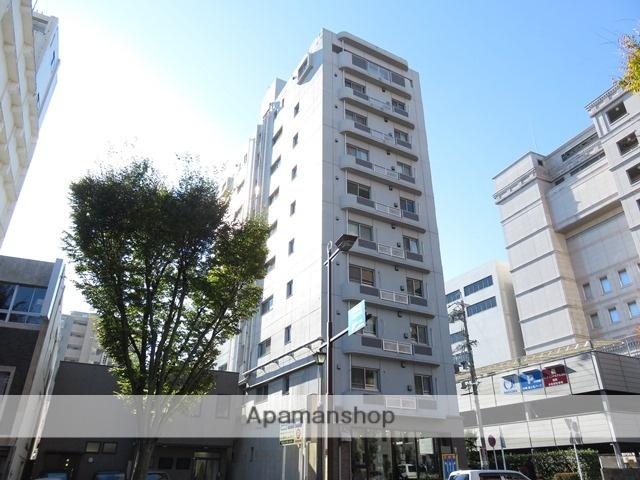 静岡県浜松市中区、浜松駅徒歩11分の築18年 10階建の賃貸マンション