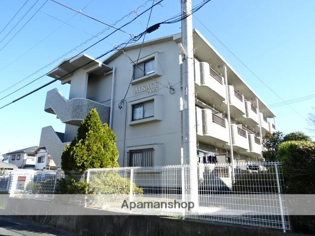 静岡県浜松市南区、天竜川駅徒歩33分の築19年 3階建の賃貸マンション