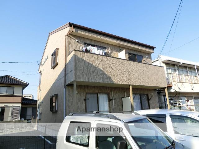 静岡県浜松市中区、浜松駅バス12分茄子橋下車後徒歩5分の築10年 2階建の賃貸アパート