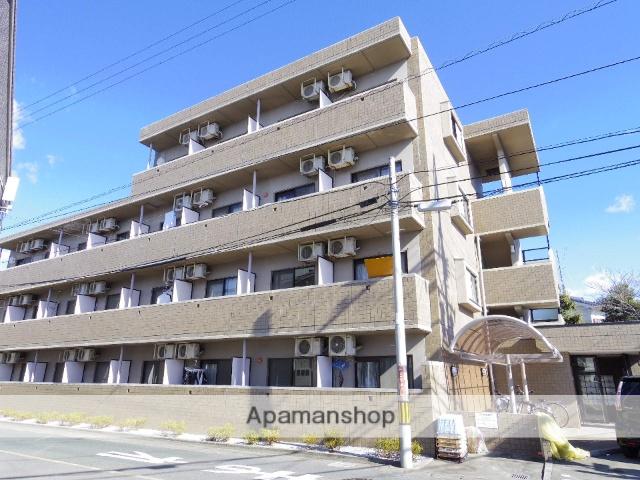静岡県浜松市中区、浜松駅バス22分和合町下車後徒歩2分の築19年 4階建の賃貸マンション