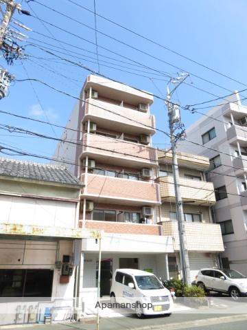 静岡県浜松市中区、浜松駅徒歩16分の築17年 5階建の賃貸マンション