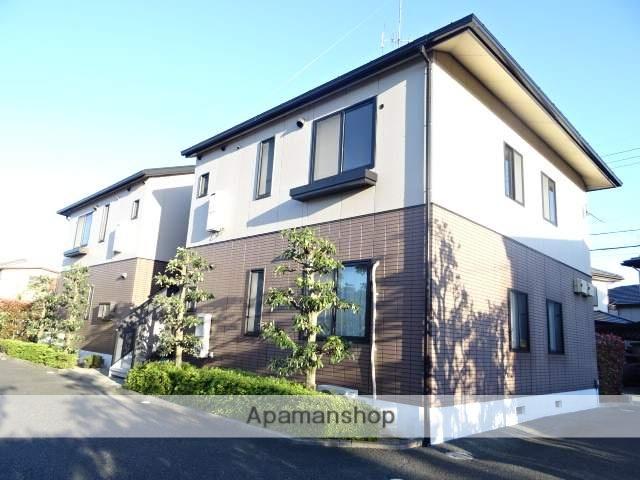静岡県浜松市中区、助信駅徒歩30分の築17年 2階建の賃貸アパート