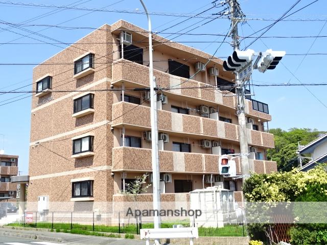 静岡県湖西市、弁天島駅徒歩59分の築9年 4階建の賃貸マンション