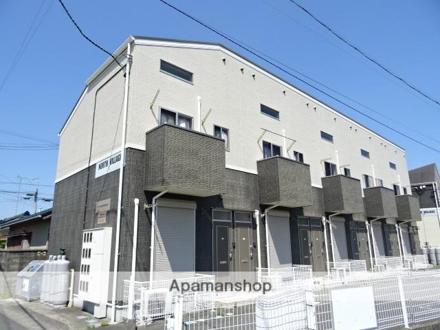 静岡県湖西市、鷲津駅徒歩78分の築7年 2階建の賃貸アパート