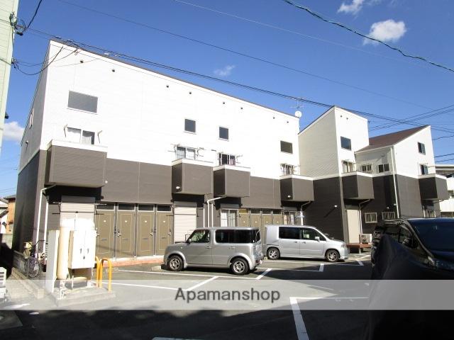 静岡県湖西市、新所原駅徒歩7分の築9年 2階建の賃貸アパート