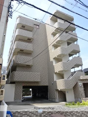 静岡県浜松市中区、浜松駅徒歩18分の築14年 6階建の賃貸マンション