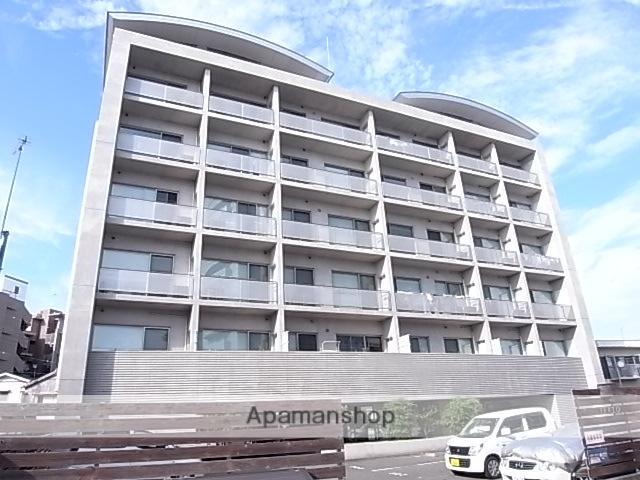 静岡県浜松市中区、浜松駅徒歩12分の築13年 7階建の賃貸マンション