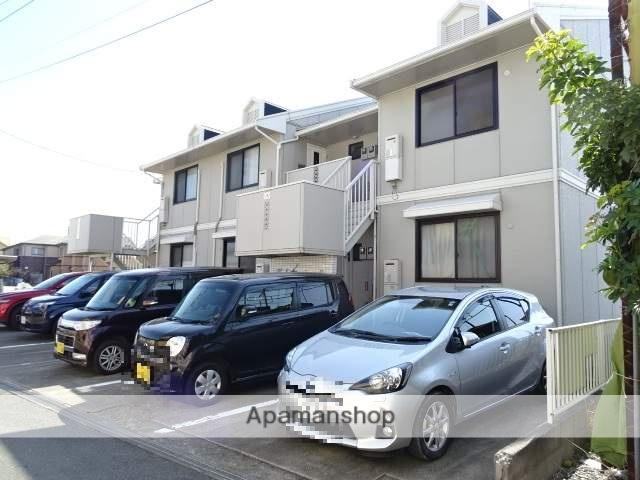 静岡県浜松市南区、天竜川駅徒歩5分の築25年 2階建の賃貸アパート