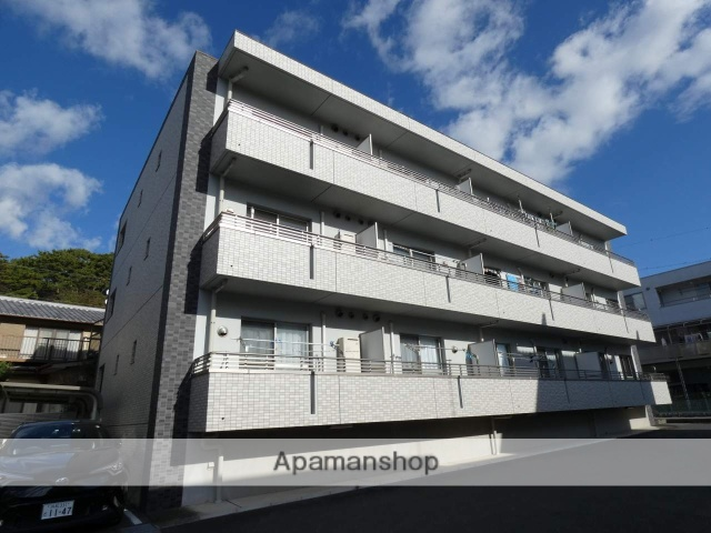 静岡県浜松市中区、浜松駅遠鉄バスバス12分Uホール下車後徒歩16分の築8年 3階建の賃貸マンション