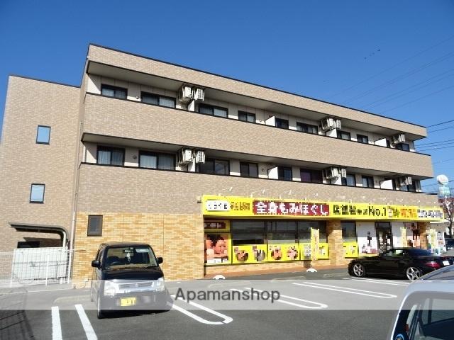 静岡県浜松市中区、浜松駅遠鉄バスバス10分名塚下車後徒歩1分の築13年 3階建の賃貸マンション