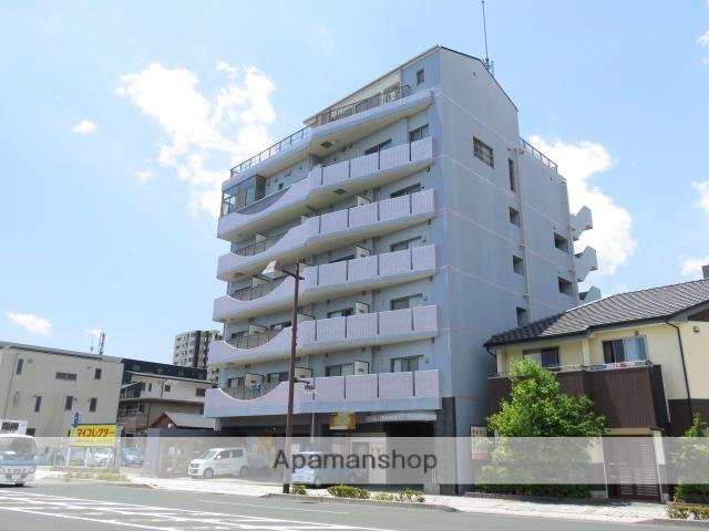 静岡県浜松市中区、浜松駅徒歩12分の築12年 5階建の賃貸マンション