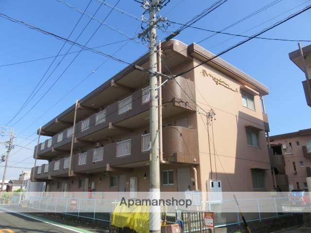 静岡県浜松市南区、天竜川駅徒歩36分の築27年 3階建の賃貸マンション