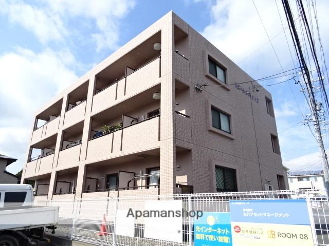静岡県湖西市、新居町駅徒歩30分の築7年 3階建の賃貸マンション