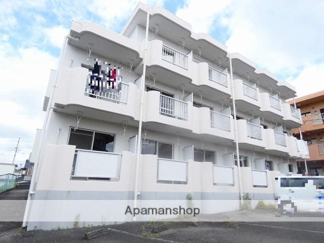 静岡県浜松市西区、気賀駅徒歩108分の築26年 3階建の賃貸マンション