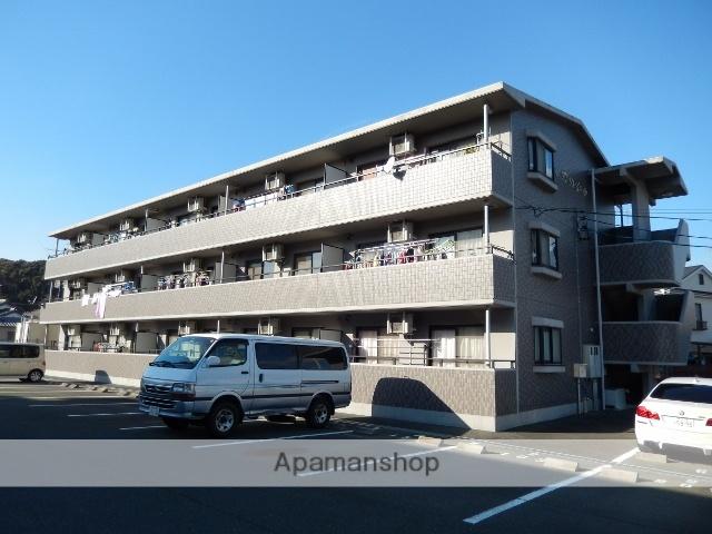 静岡県湖西市、鷲津駅遠鉄バスバス15分一ノ宮下車後徒歩2分の築13年 3階建の賃貸マンション
