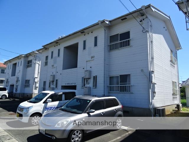 静岡県湖西市、アスモ前駅徒歩18分の築26年 2階建の賃貸アパート