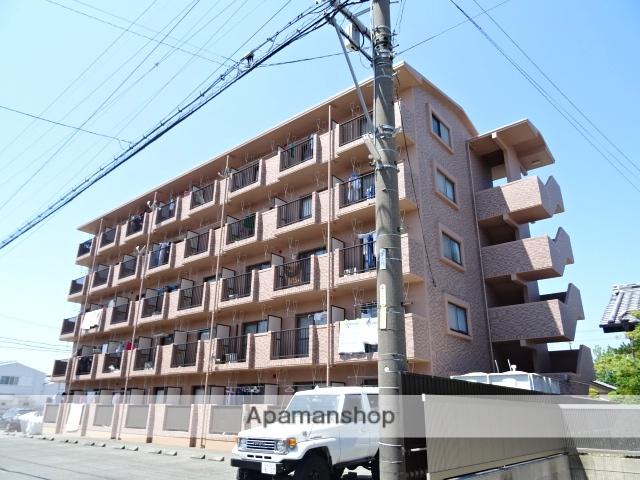 静岡県浜松市南区、浜松駅遠鉄バスバス20分新田西下車後徒歩2分の築16年 5階建の賃貸マンション