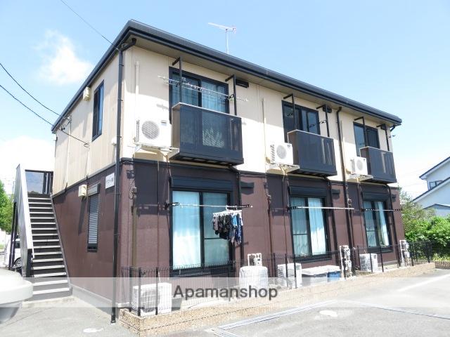 静岡県浜松市中区、浜松駅遠鉄バスバス20分神田東下車後徒歩10分の築13年 2階建の賃貸アパート