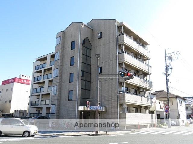 静岡県浜松市中区、浜松駅徒歩7分の築18年 5階建の賃貸マンション
