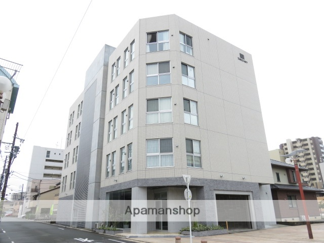 静岡県浜松市中区、浜松駅徒歩13分の築1年 5階建の賃貸マンション