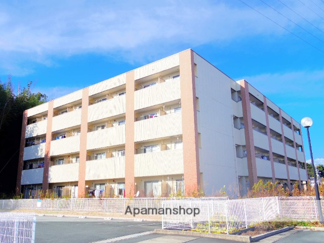 静岡県浜松市中区、浜松駅遠鉄バスバス22分上島北下車後徒歩5分の築7年 4階建の賃貸アパート