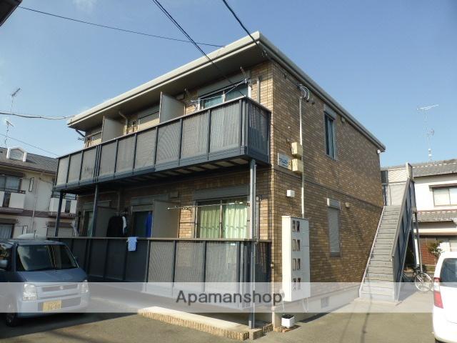 静岡県湖西市、新所原駅徒歩21分の築9年 2階建の賃貸アパート