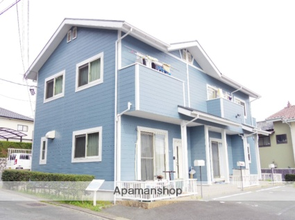 静岡県浜松市中区、浜松駅遠鉄バスバス22分弥生団地西下車後徒歩2分の築14年 2階建の賃貸テラスハウス