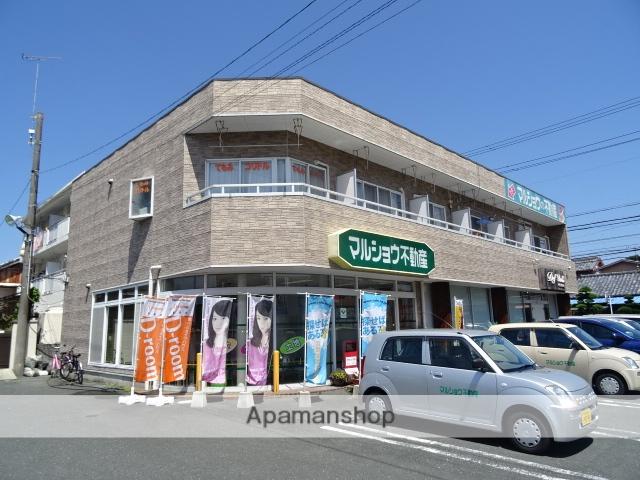 静岡県浜松市西区、浜松駅遠鉄バスバス23分矢田坂下車後徒歩1分の築22年 2階建の賃貸アパート