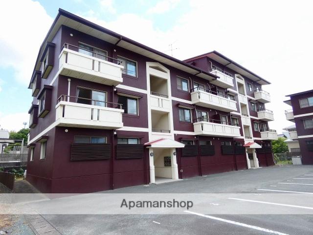 静岡県浜松市西区、岡地駅徒歩116分の築22年 4階建の賃貸マンション