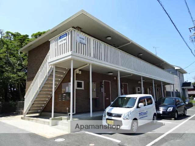 静岡県浜松市西区、舞阪駅徒歩3分の築9年 2階建の賃貸アパート