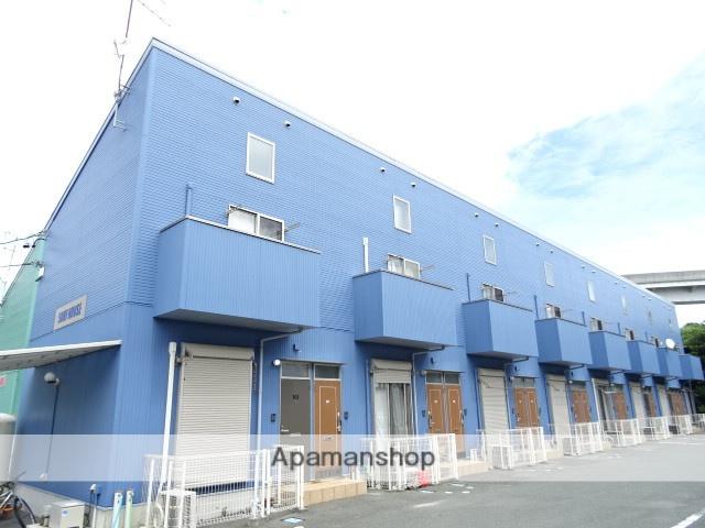 静岡県湖西市、新居町駅徒歩73分の築8年 2階建の賃貸アパート