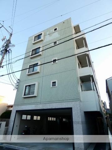 静岡県浜松市中区、浜松駅徒歩20分の築26年 5階建の賃貸マンション