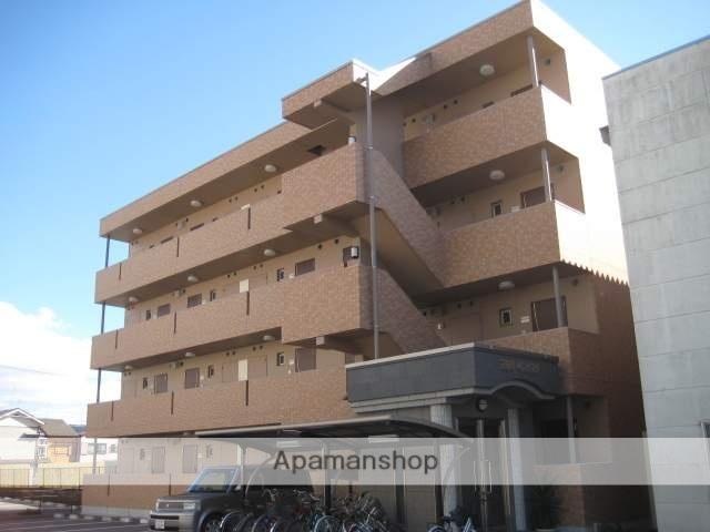 静岡県浜松市中区、浜松駅徒歩13分の築9年 4階建の賃貸マンション