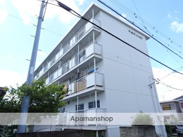静岡県浜松市南区、浜松駅遠鉄バスバス25分安松中下車後徒歩2分の築40年 4階建の賃貸マンション