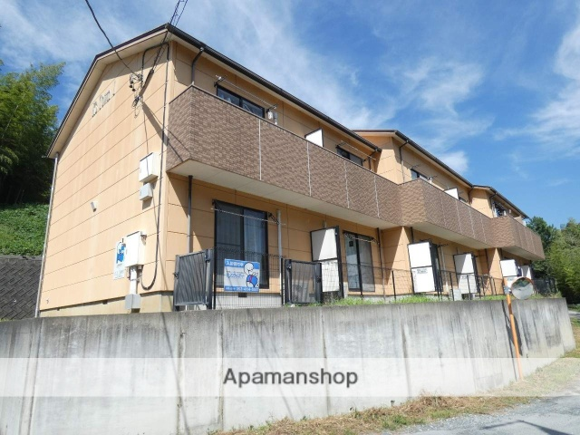 静岡県浜松市中区、浜松駅バス18分和地山北下車後徒歩8分の築15年 2階建の賃貸アパート