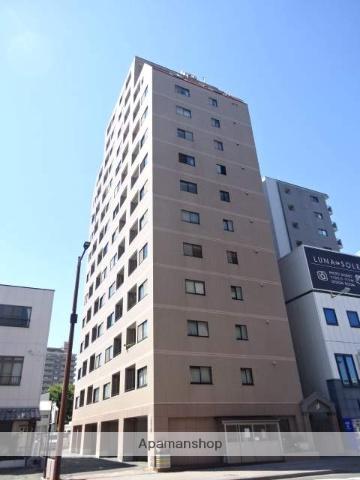 静岡県浜松市中区、浜松駅遠鉄バスバス6分元目町下車後徒歩3分の築19年 14階建の賃貸マンション