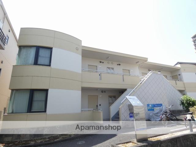 静岡県浜松市中区、浜松駅徒歩12分の築29年 2階建の賃貸マンション