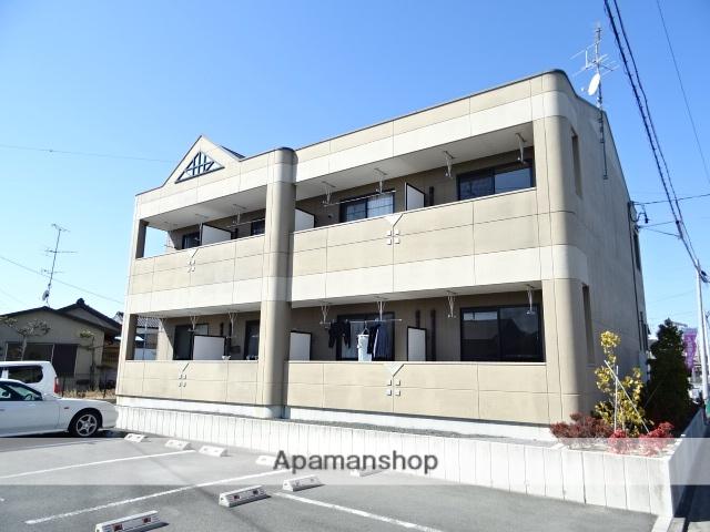 静岡県浜松市南区、浜松駅遠鉄バスバス15分浜松ナイガイ下車後徒歩15分の築9年 2階建の賃貸マンション