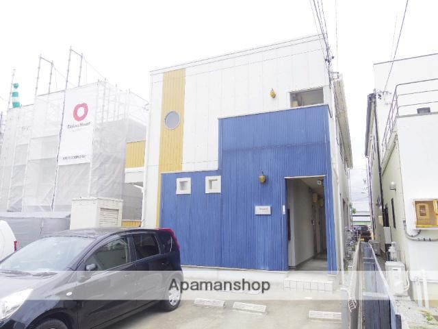 静岡県浜松市中区、浜松駅徒歩20分の築10年 2階建の賃貸アパート