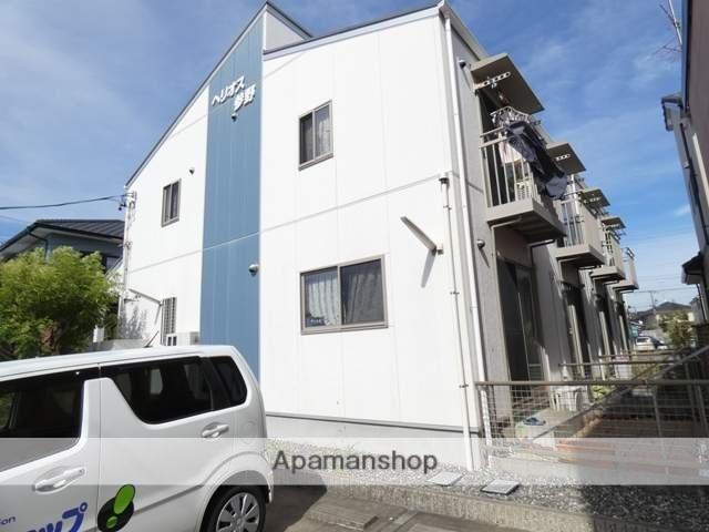 静岡県浜松市南区、浜松駅遠鉄バスバス15分郵便局下車後徒歩4分の築7年 2階建の賃貸テラスハウス