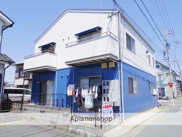 静岡県浜松市中区、浜松駅バス16分阿弥陀南下車後徒歩3分の築12年 2階建の賃貸アパート