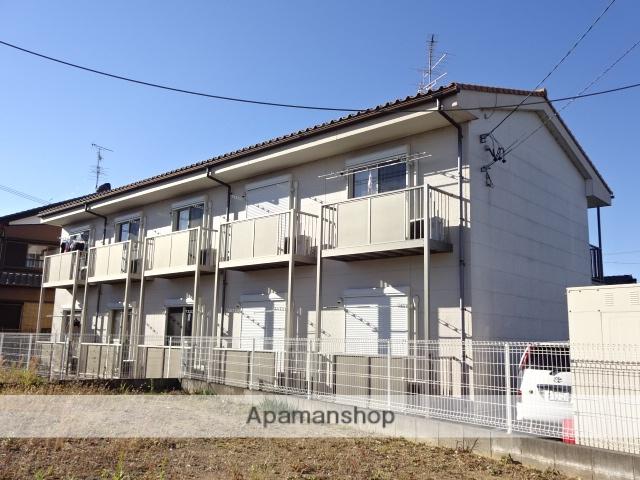 静岡県湖西市、アスモ前駅徒歩21分の築8年 2階建の賃貸アパート