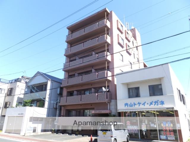 静岡県浜松市中区、浜松駅遠州鉄道バスバス35分葵町下車後徒歩2分の築18年 6階建の賃貸マンション