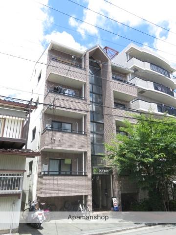 静岡県浜松市中区、浜松駅徒歩9分の築20年 4階建の賃貸マンション