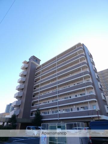 静岡県浜松市中区、浜松駅徒歩8分の築17年 8階建の賃貸マンション