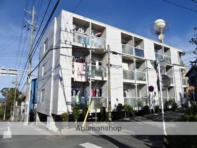 静岡県浜松市中区、浜松駅バス16分和地山下車後徒歩7分の築29年 4階建の賃貸マンション