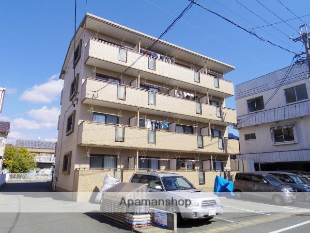 静岡県浜松市中区、浜松駅遠鉄バスバス15分和地山下車後徒歩1分の築12年 4階建の賃貸マンション